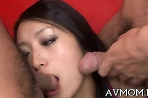 Milf snatch teased and creamed