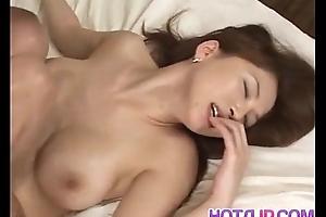 Yuki Touma has crack fucked explore licking dicks
