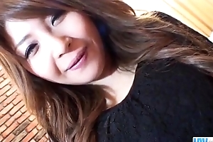 Hot porn simulate along Mr Big beauty Maria Amane&nbsp_
