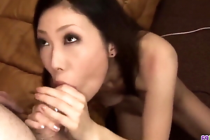 Yui Komine – strong encounter with a big cock