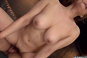 Trio fuck with one hairy yet desirable horny AsianThreesome fuck with one h