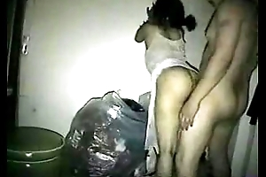 * Bootyful Asian bitch moans loud while I bang their way changeless from behind