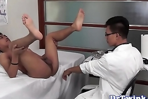 Twink asian pollute gets dicksucked