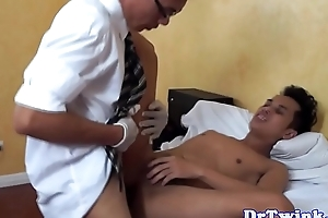 Asian MD slams for fear of the fact after enema