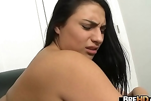 Latina beauty Rikki Nyx prankish porn ever 2.8