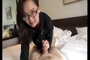 Harriet Sugarcookie asian amateur blowjob