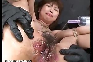 Japanese Bondage Sex - New BDSM Punishment of Asari (Pt. 8)