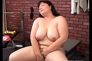Beautiful big special asian BBW