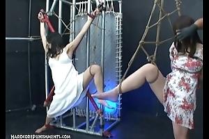 Extreme Japanese BDSM Sex - Kaho coupled with Ayumi