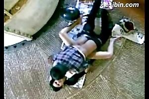 Asian abandoned light house sex scandal video!