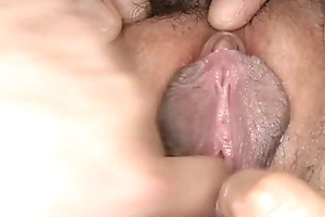The Pussy Stretching , Cum Sucking Whore