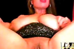 Hot Asian Old lady with Jumbo Tits and Nipples