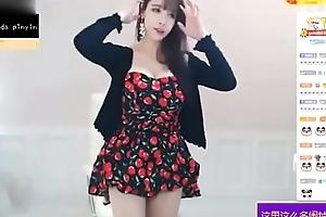 Sexy cute asian dance