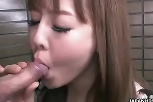 Tiptop of Asian cum in mouth compilation (public)