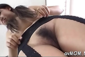 Sex-mad slut deperately needs a big dick to suck and get fingered