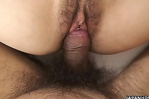 Her indiscriminate ass can'_t stop riding his pussy eager cock