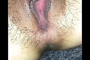 This pussy needs a vitalized man to eat