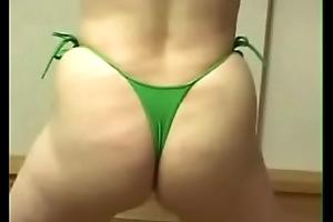 asian grown-up ass lashing