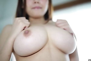 Japanese perfect breasts striptease Sakura Kirishima