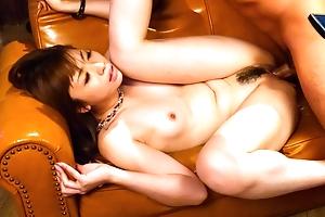 Mami Yuuki gets a big dick alongside her love box - More elbow javhd.net