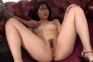 Runa Mitsuki :: An Obedient Nude Model 1 - CARIBBEANCOM