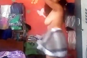 Sexy Kolkata Girl Does Nude Dance Part 2