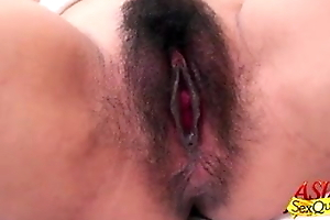 Busty Asian Airi Ai Gets POV Sex With the addition of Creampie Finish