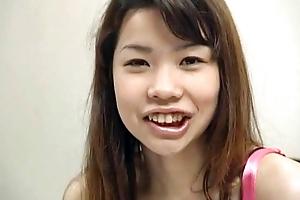 Sakura Kitazawa licks dong increased by is pumped by it during sex