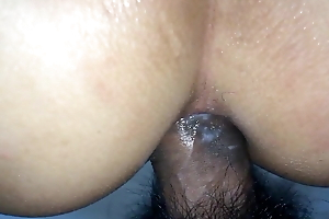 My Vietnamese girlfriend's sister - hot fuck, tight pussy, cute pest