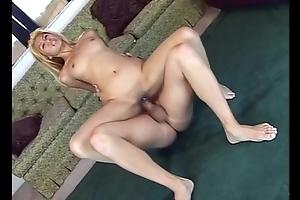 Blonde Asian Spitfire Anal Banged